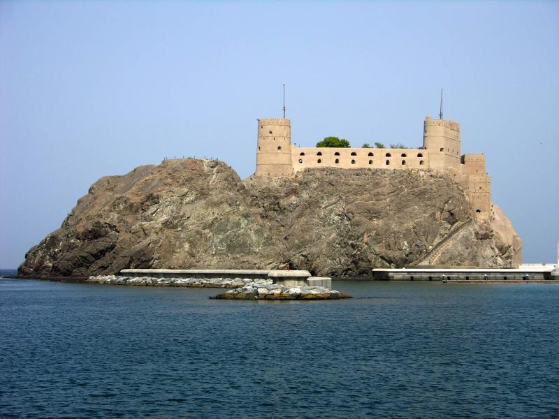 Dhow cruise Muscat Oman