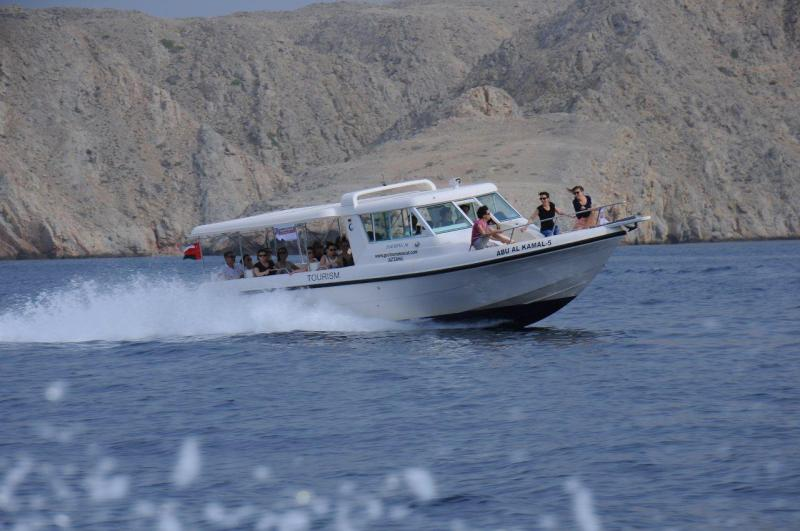 Sea Tours Muscat Oman