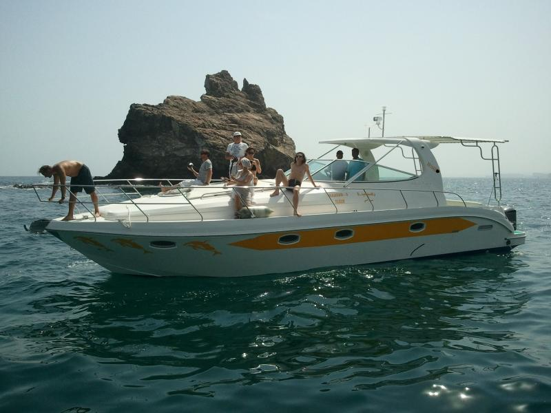 Oryx 40 Is A 40 Feet Air Conditioned Yacht With Two